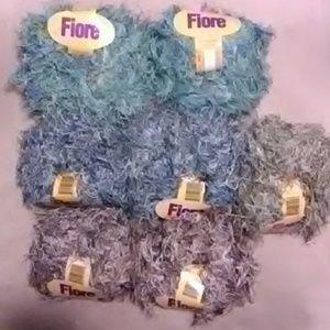 Bundle of 7 Fiori Yarn
